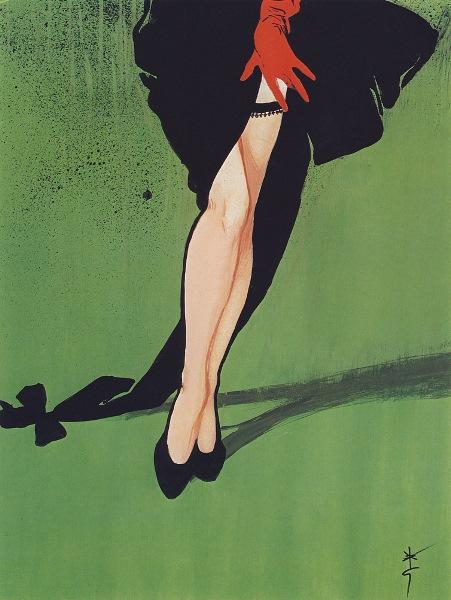 Noir Art | Rene Gruau (2/6)