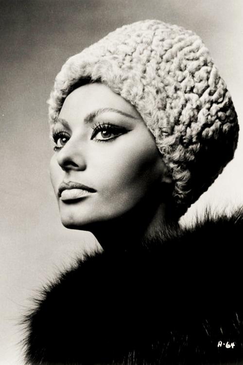 Femme Fatales | Sophia Loren (4/6)