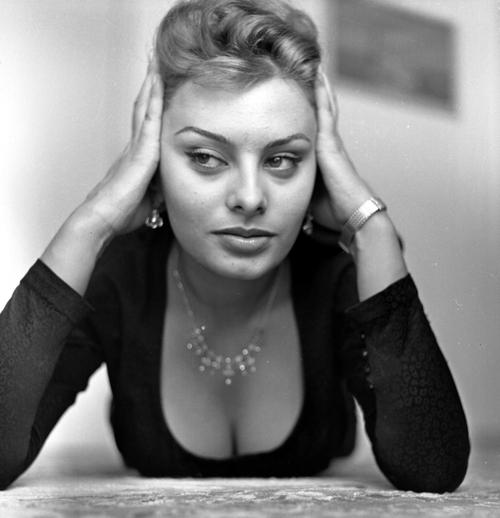 Femme Fatales | Sophia Loren (5/6)