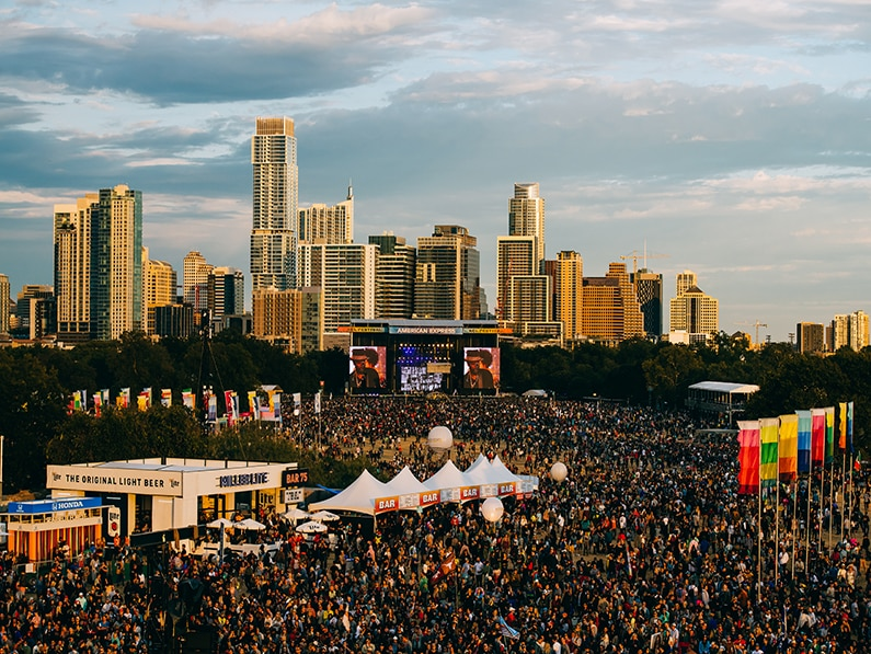ACL Festival 20th Anniversary Dates Announced
