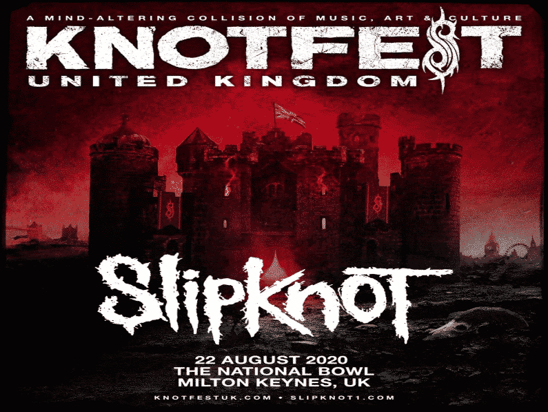 Knotfest Makes History With First Ever Knotfest UK