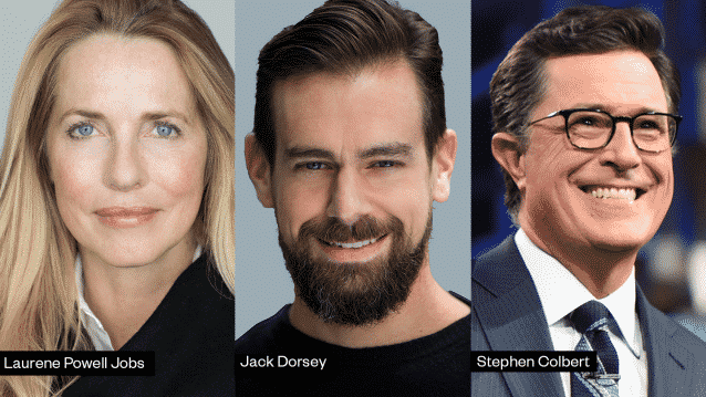 SXSW 2020: Keynotes Laurene Powell Jobs, Jack Dorsey, Stephen Colbert & More Added