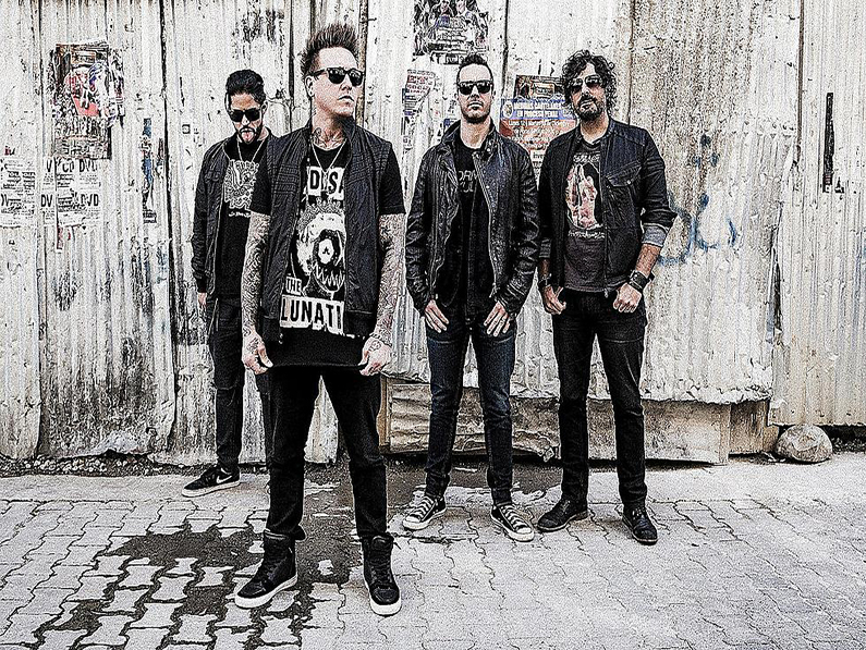 Papa Roach's Tobin Esperance Talks Of A Double Album