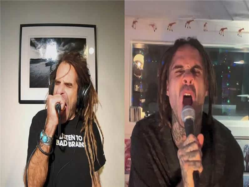 "LAMB OF GOD DEBUT BLISTERING BAD BRAINS COVER ""I AGAINST I"""