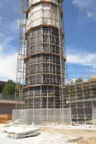 Constructionsite-tower