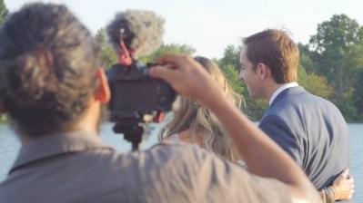 Wedding behind the scenes video