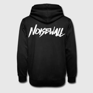 Noisewall Unisex Shawl Collar Hoodie
