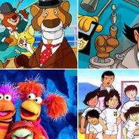 Los dibujos animados de una época