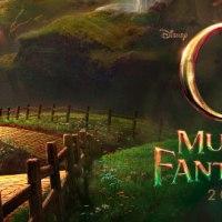 Oz un Mundo de Fantasía, James Franco rodeado de bellezas de nuevo