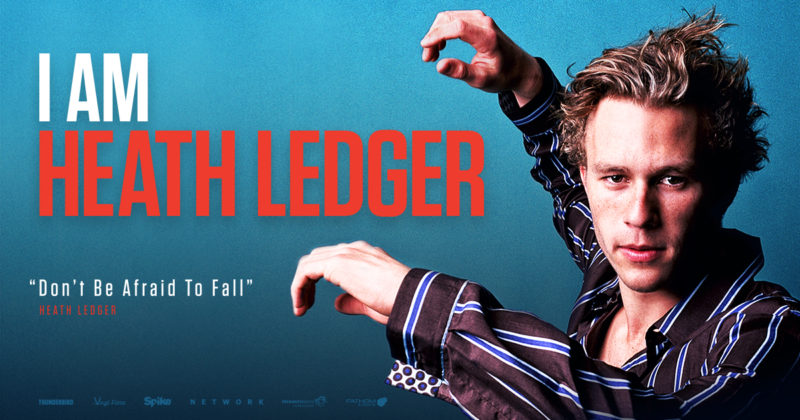 I Am Heath Ledger, el documental que nos enseña el lado más humano del fallecido actor australiano
