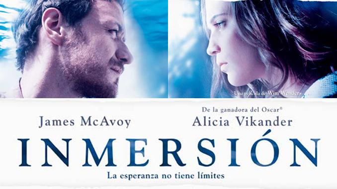Inmersión, terrorismo y romance se unen en lo nuevo de Alicia Vikander y James McAvoy