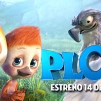 Ploey, nunca volarás solo: la aventura migratoria de un pequeño chorlito