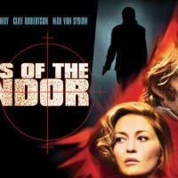 Los tres días del Cóndor, thriller de espionaje con Robert Redford y Faye Dunaway