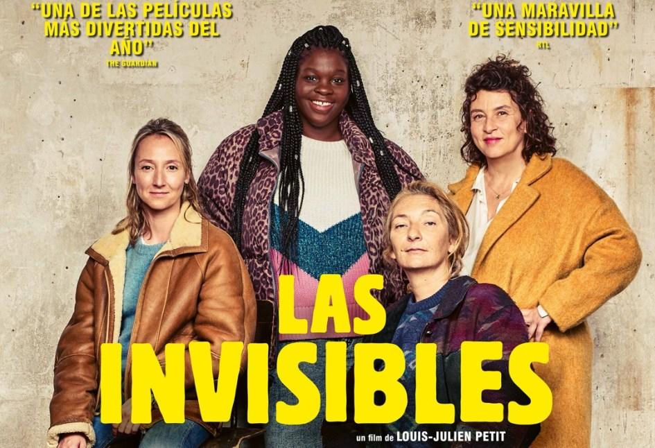 Las Invisibles, una comedia francesa que reivindica más historias sobre mujeres – Noisy