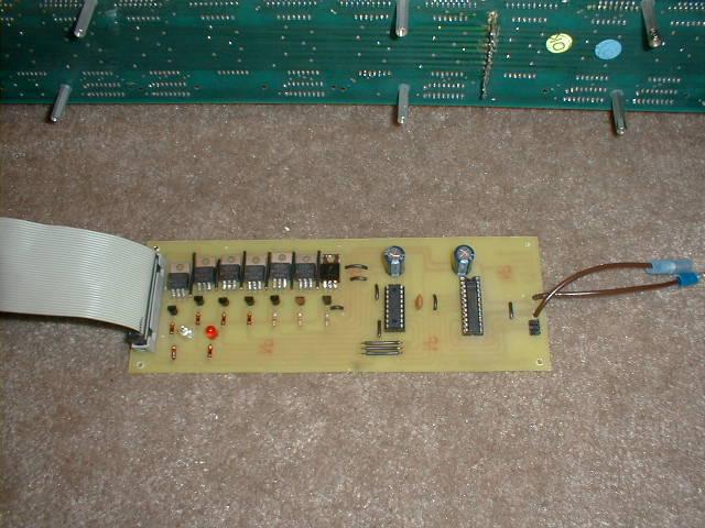 led circuit diagram 2004 dodge stratus rt radio wiring scrolling sign