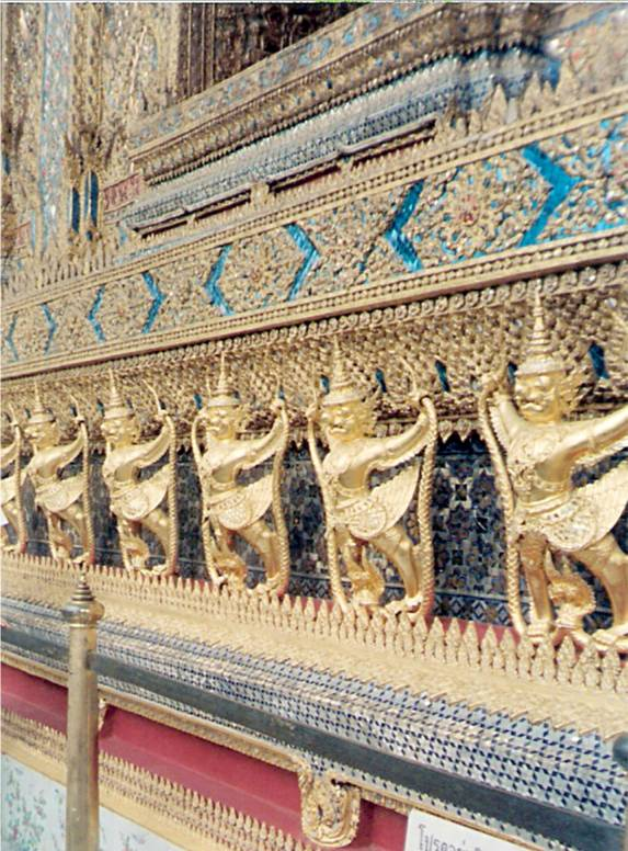 The Grand Palace (Phra Borom Maha Ratcha Wang)- Thailand