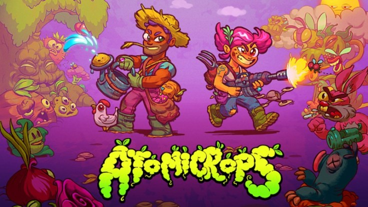 Roguelite Farming Simulator 'Atomicrops' Launches Exclusively on ...