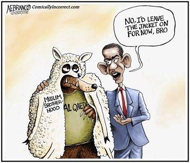 Muslim Brotherhood in Sheep's Clothing