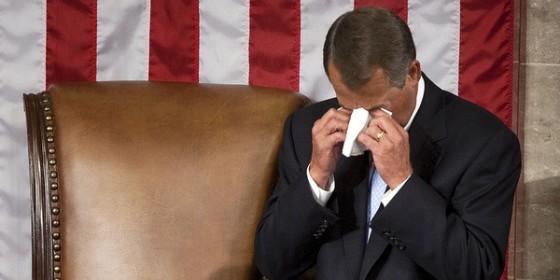 Boehner Gone