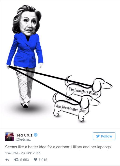 Hillary Lap Dog