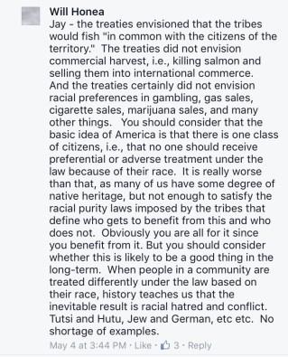 honea comment jay the treaties