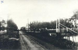 Achterweg in 1914
