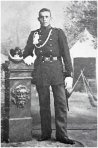 Soldaat Dorus Goeman