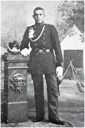 Eerste Wereldoorlog - Goeman, Dorus