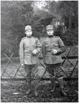 Eerste Wereldoorlog - Velzen - Kraan