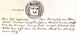 Grafsteen Jan Barentz