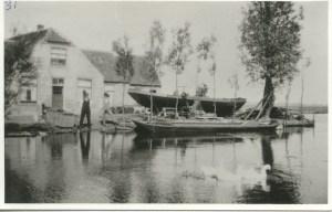 Dwarskade 1930