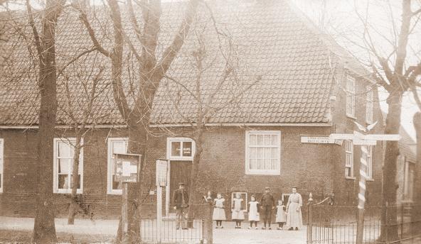 Kerkweg 1905