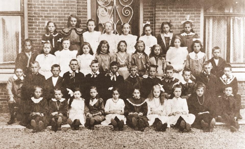 Klassenfoto 1920