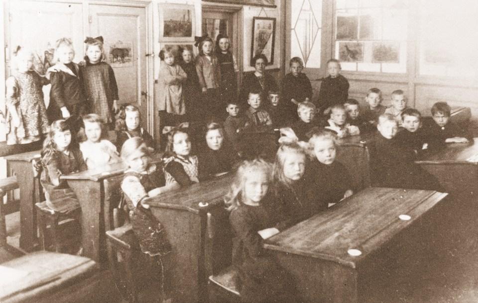 Klassenfoto 1928