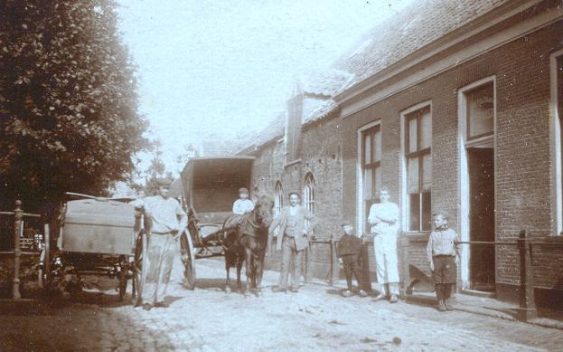 Molenweg 1910