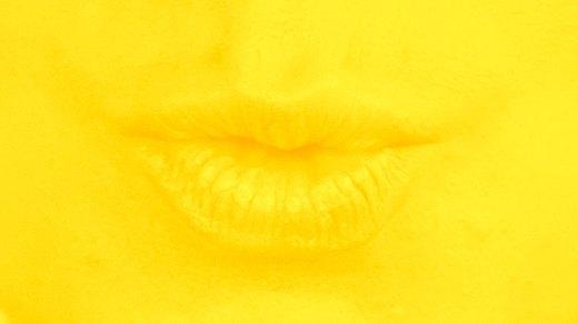 O beijo amarelo