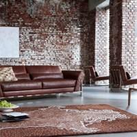Phòng khách / Sinh hoạt chung với Sofa Hiện đại của Roche Bobois I-2