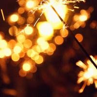 Sparklers para iluminar seu casamento