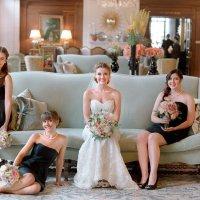 Fotos criativas e divertidas | Noivas e Madrinhas