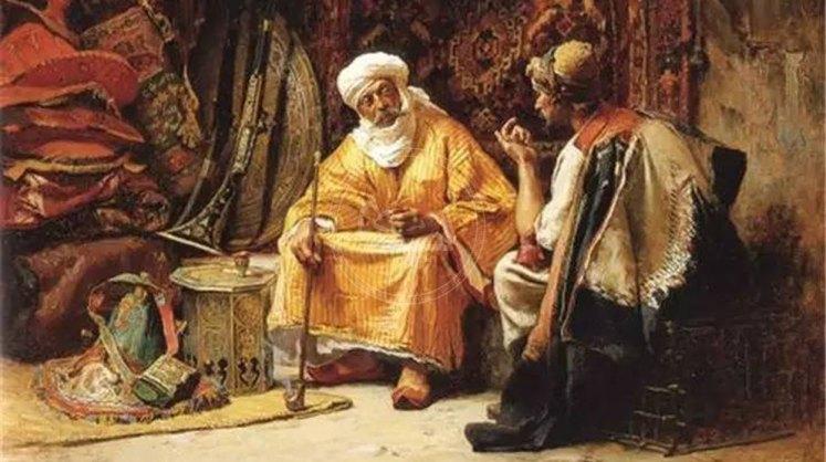 إسحاق الموصلي - قصة حياة المغني الرائع في العصر العباسي - نجومي