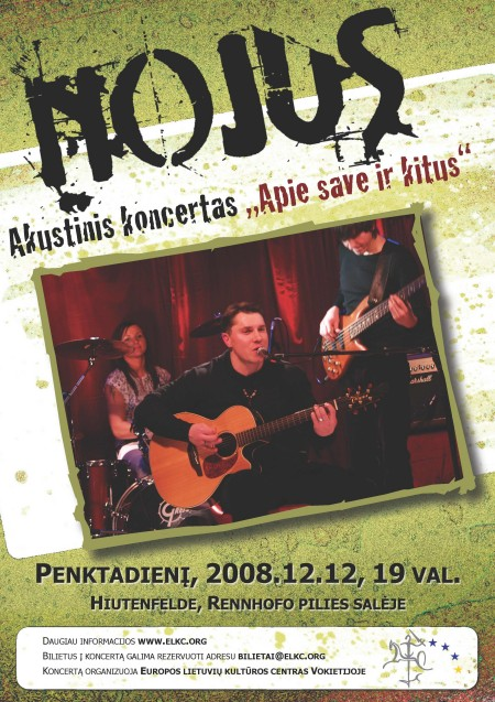 Nojus Live in Huttenfeld, Germany
