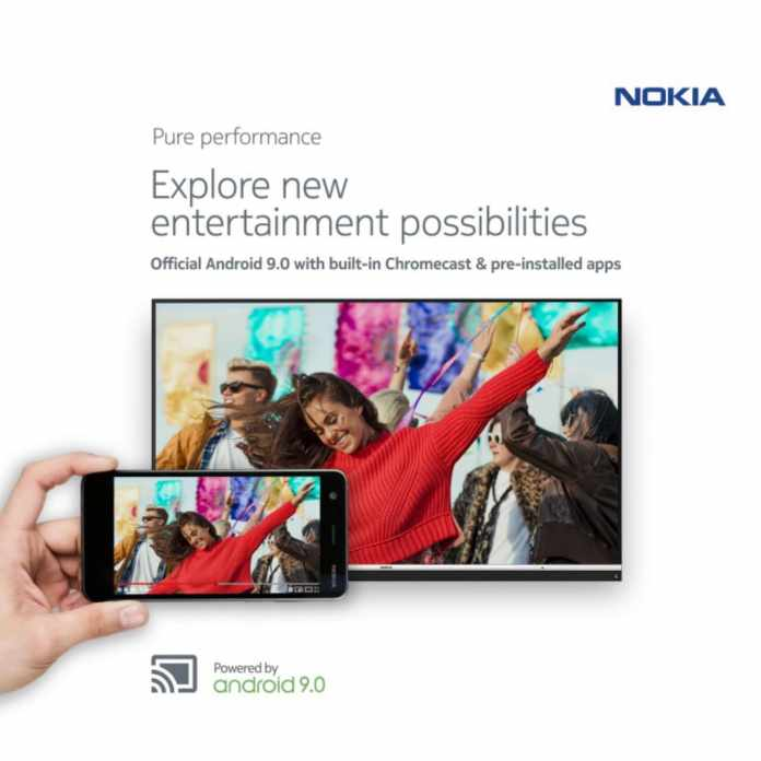 Image showing Nokia Smart TV