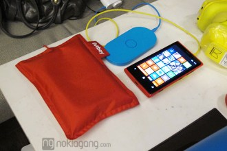 Wireless Charging Nokia Lumia 920