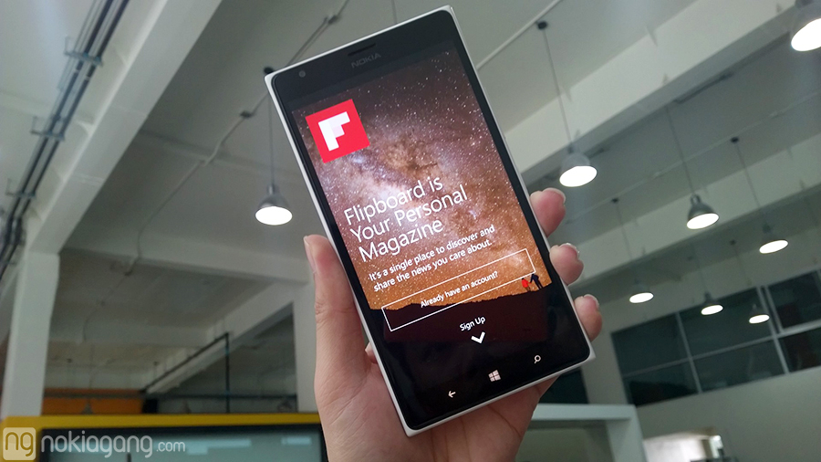 Flipboard-Windows-Phone