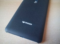 Nokia 5 mozo case sand black back