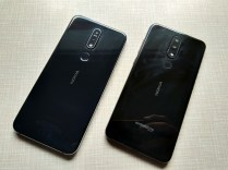 Nokia 7.1 and Nokia 5.1 plus back