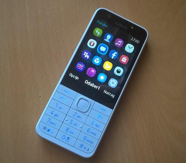Nokia feature phone