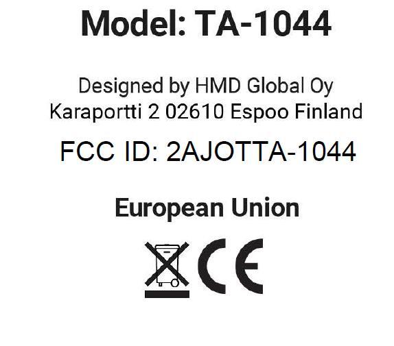 #Nokia 5 passes #FCC (TA-1044)