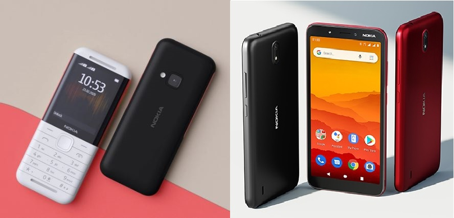 Nokia 5310 (2020) launched in Indonesia. Nokia C1 coming soon - Nokiamob