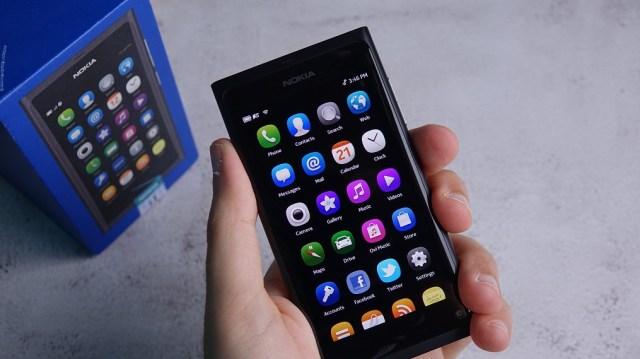 The Legend: Nokia N9